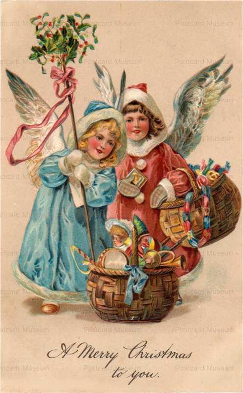 xm017-Merry Christmas Toy Cargo