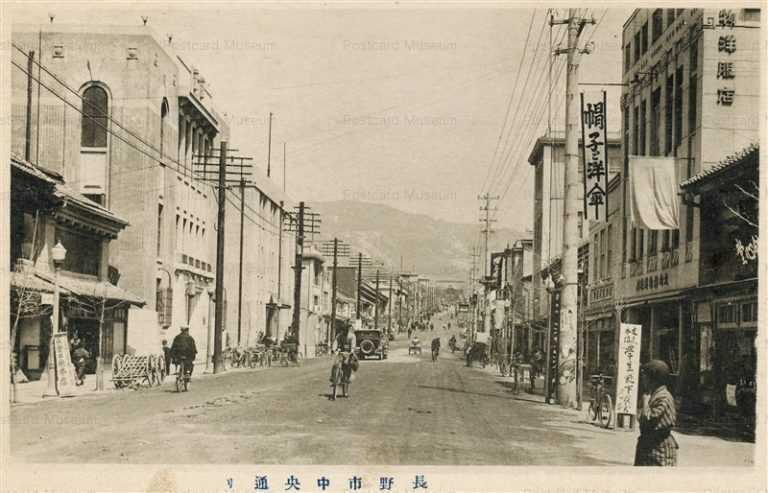 yt080-Chuodori Nagano 長野市 中央通り