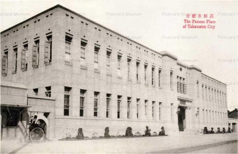 xk340-Takamatsu City Office 高松市庁舎