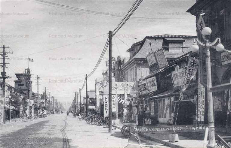 ha420-Sanjodori Asahikawa 近代都市の面目躍如たる三條通り 旭川
