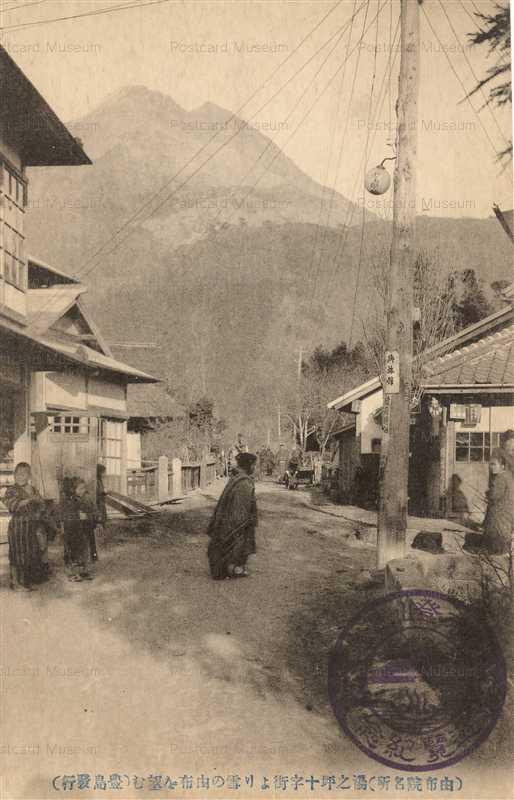 oi1010-Yufuin Yunotubo 由布院 湯之坪十字街