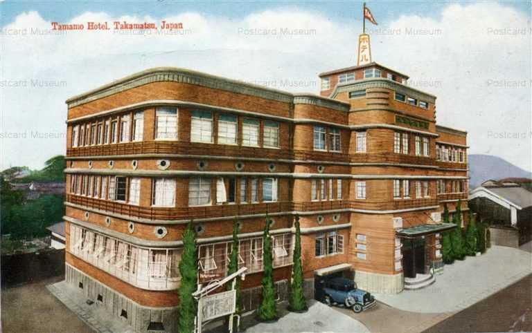 xk240-Tamamo Hotel Takamatsu 高松タマモホテル