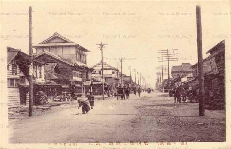 ha360-Nijodori Asahikawa 旭川区二条通り