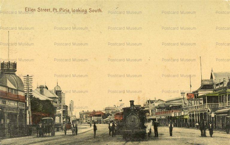 ga001-Elien Street Port Pirie looking South