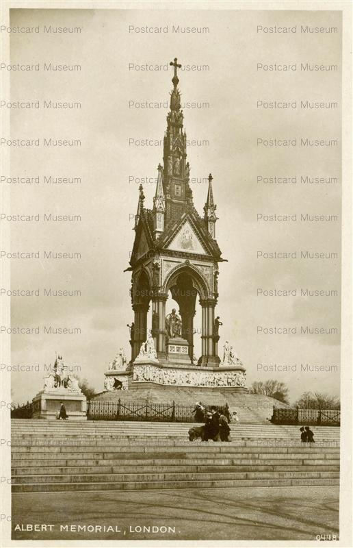 ge240-Albert Memorial London
