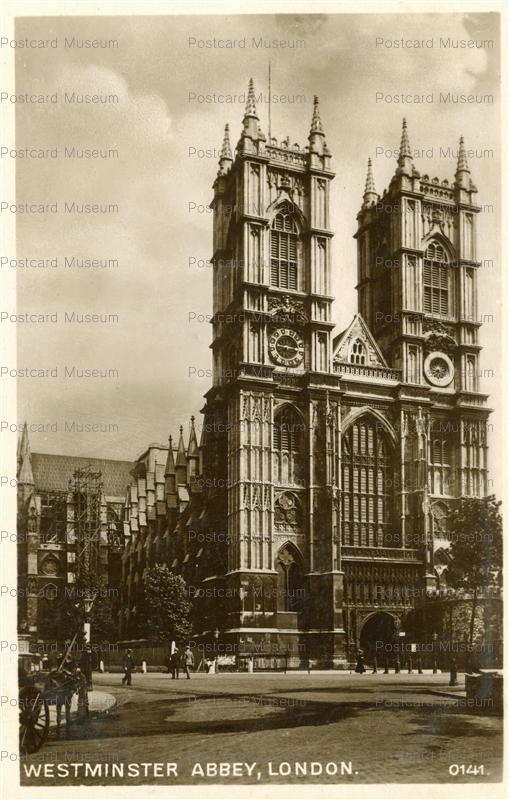 ge244-Westminster Abbey London
