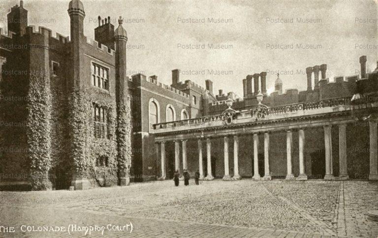 ge307-The Colonade Hampton Court