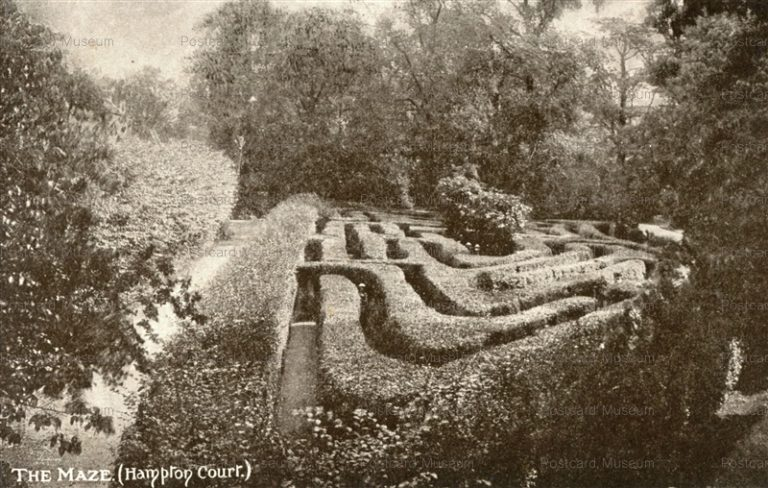 ge316-The Maze Hampton Court