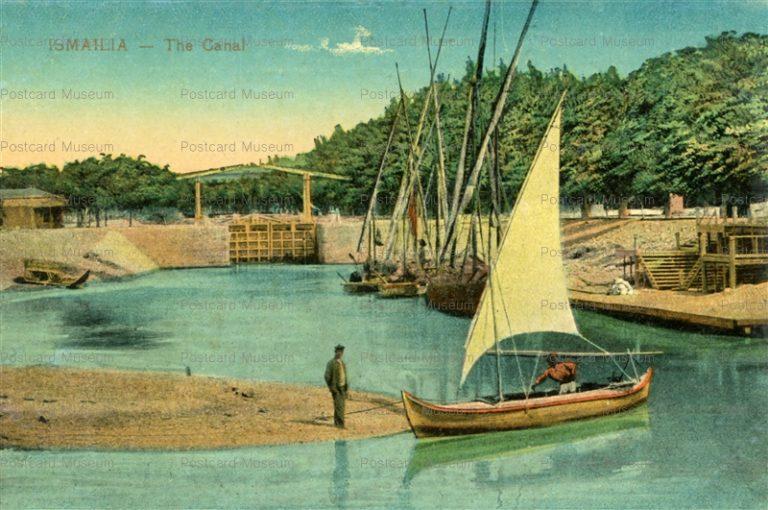 gp194-Ismailia The Canal