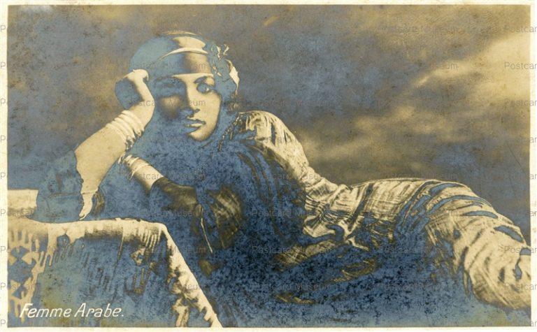 gp250-Femme Arabe