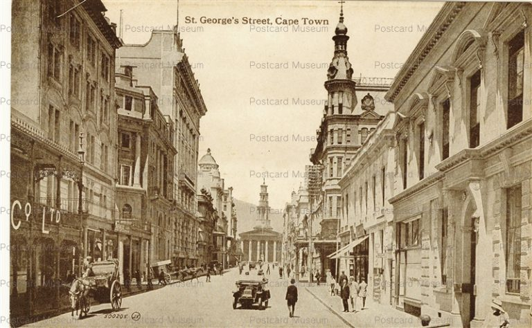 gsa004-St. George's Street Cape Town
