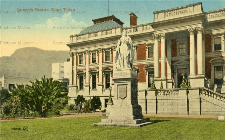gsa018-Queen's Statue Cape Town