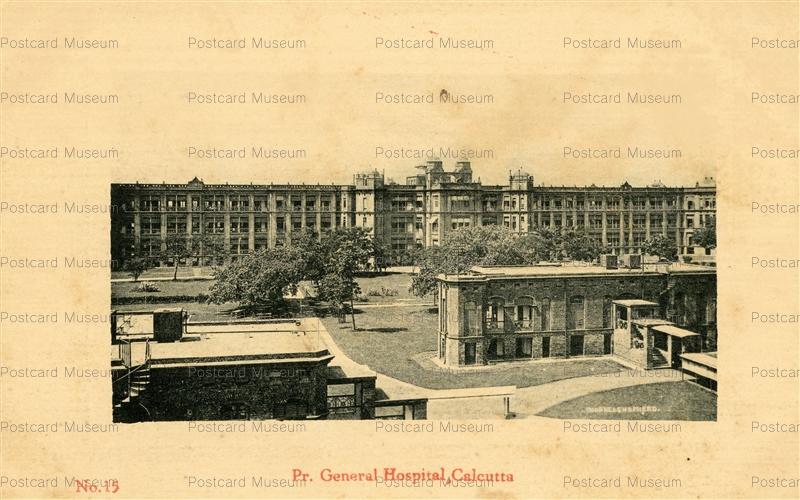 ind027-Pr. General Haspital Calcutta