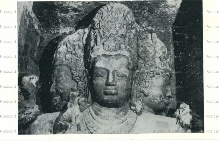 ind502-Elephanta Cave 1 Archaeological Survey of India