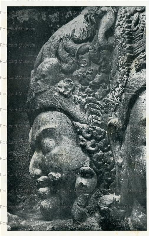 ind505-Elephanta Cave 1 Archaeological Survey of India