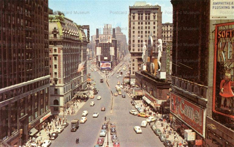 usa016-Times Square New York City