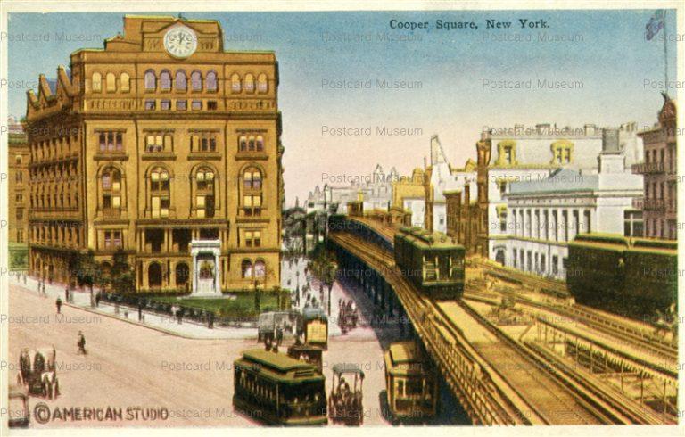 usa025-Cooper Square New York