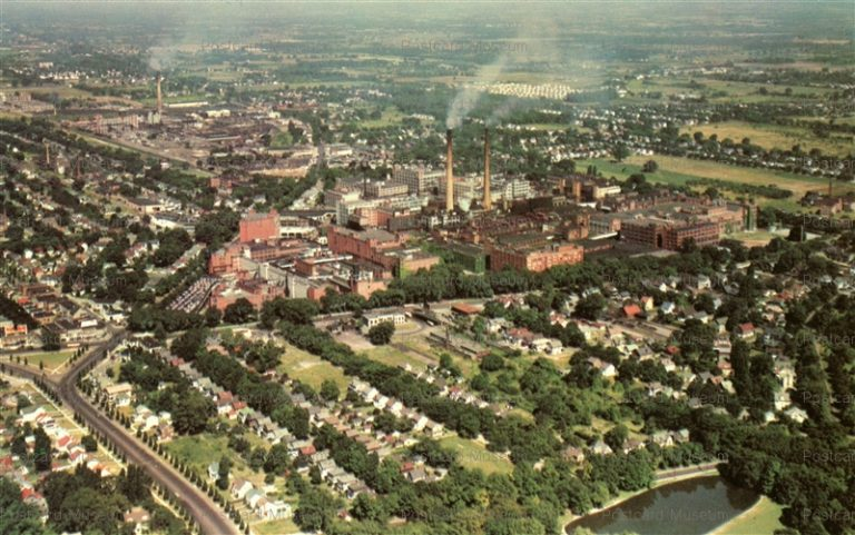 usa099-Kodak Park in Rochester New York